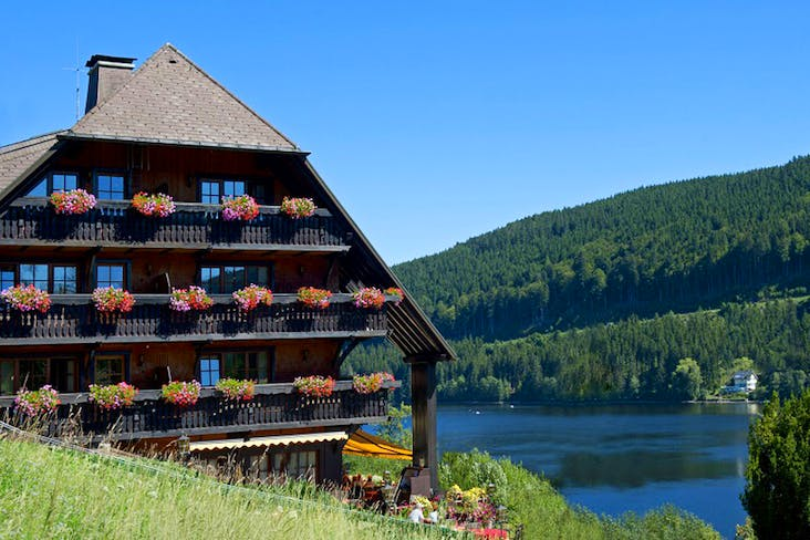 Schwarzwald Titisee 4 Boutiquehotel